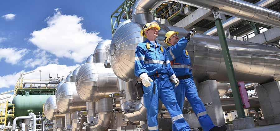 INTERNATIONAL OIL & GAS COMPANIES